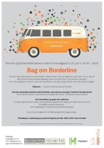 Borderline personlighedsforstyrrelse pårørende
